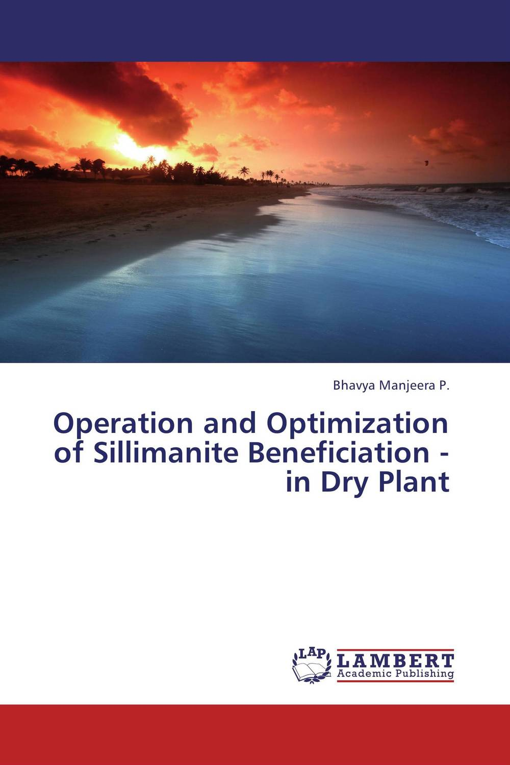 Operation and Optimization of Sillimanite Beneficiation - in Dry Plant model enrichment in operation research