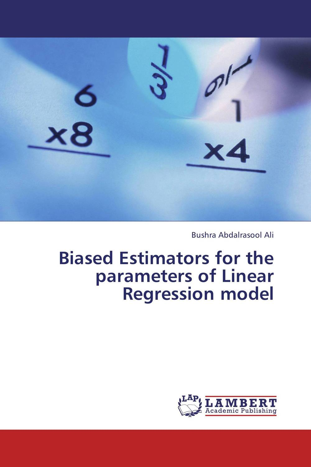 Biased Estimators for the parameters of Linear Regression model linear regression models with heteroscedastic errors