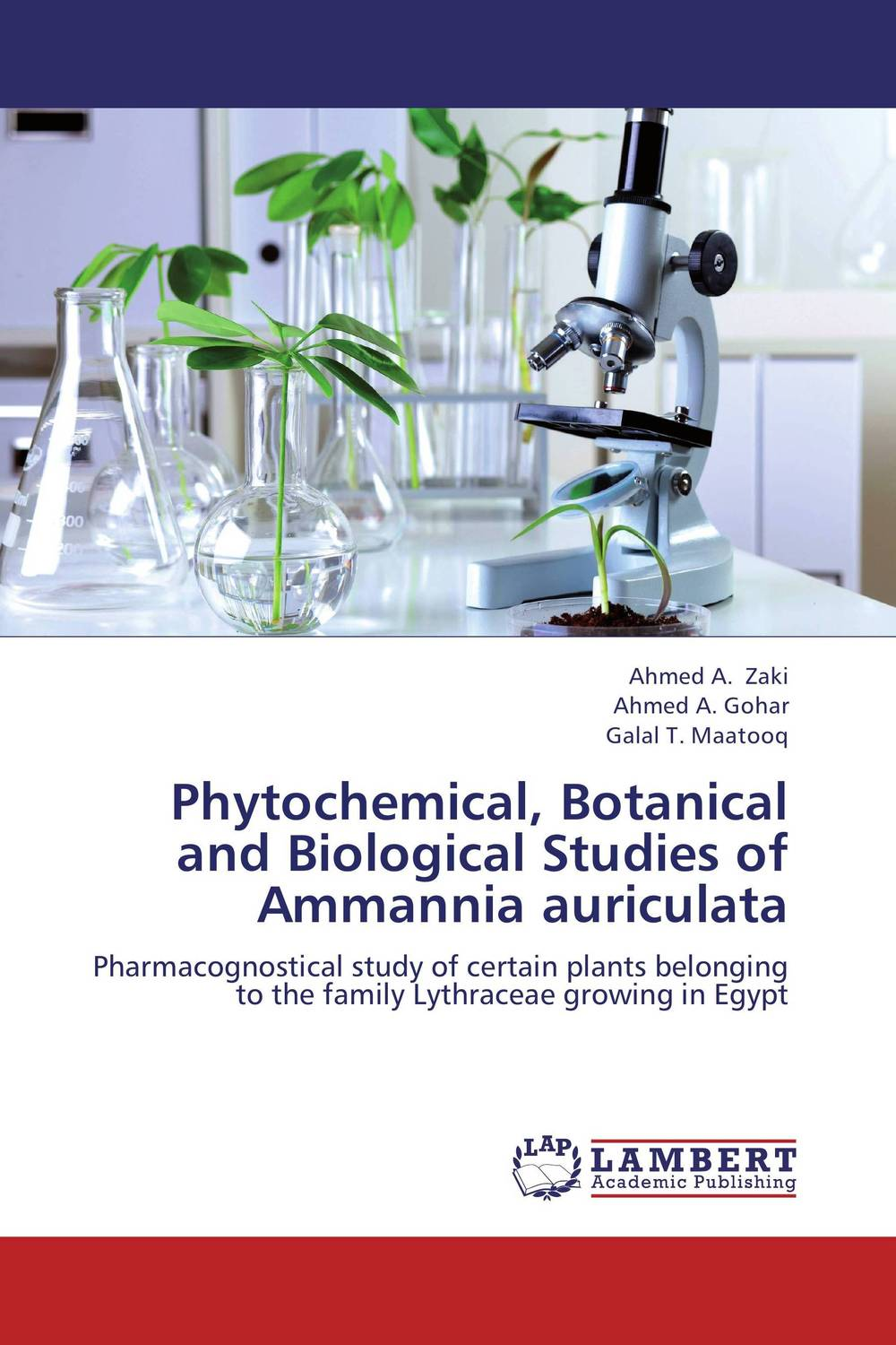 Phytochemical, Botanical and Biological Studies of Ammannia auriculata phytochemical study of bioactive flavonoids of some leguminosae plants