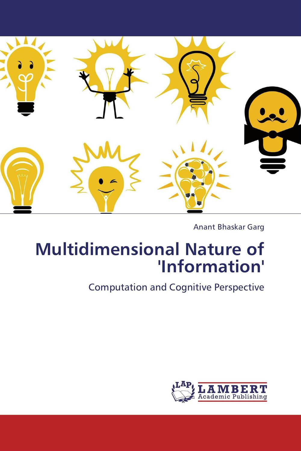 Multidimensional Nature of 'Information' clustering information entities based on statistical methods