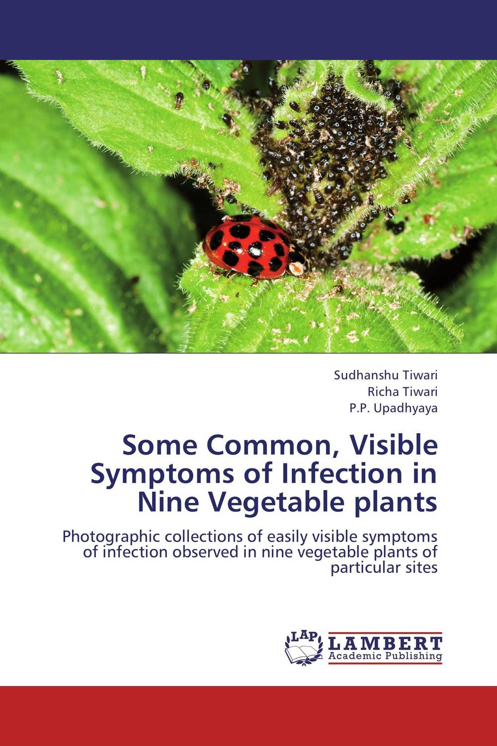 цены Some Common, Visible Symptoms of Infection in Nine Vegetable plants