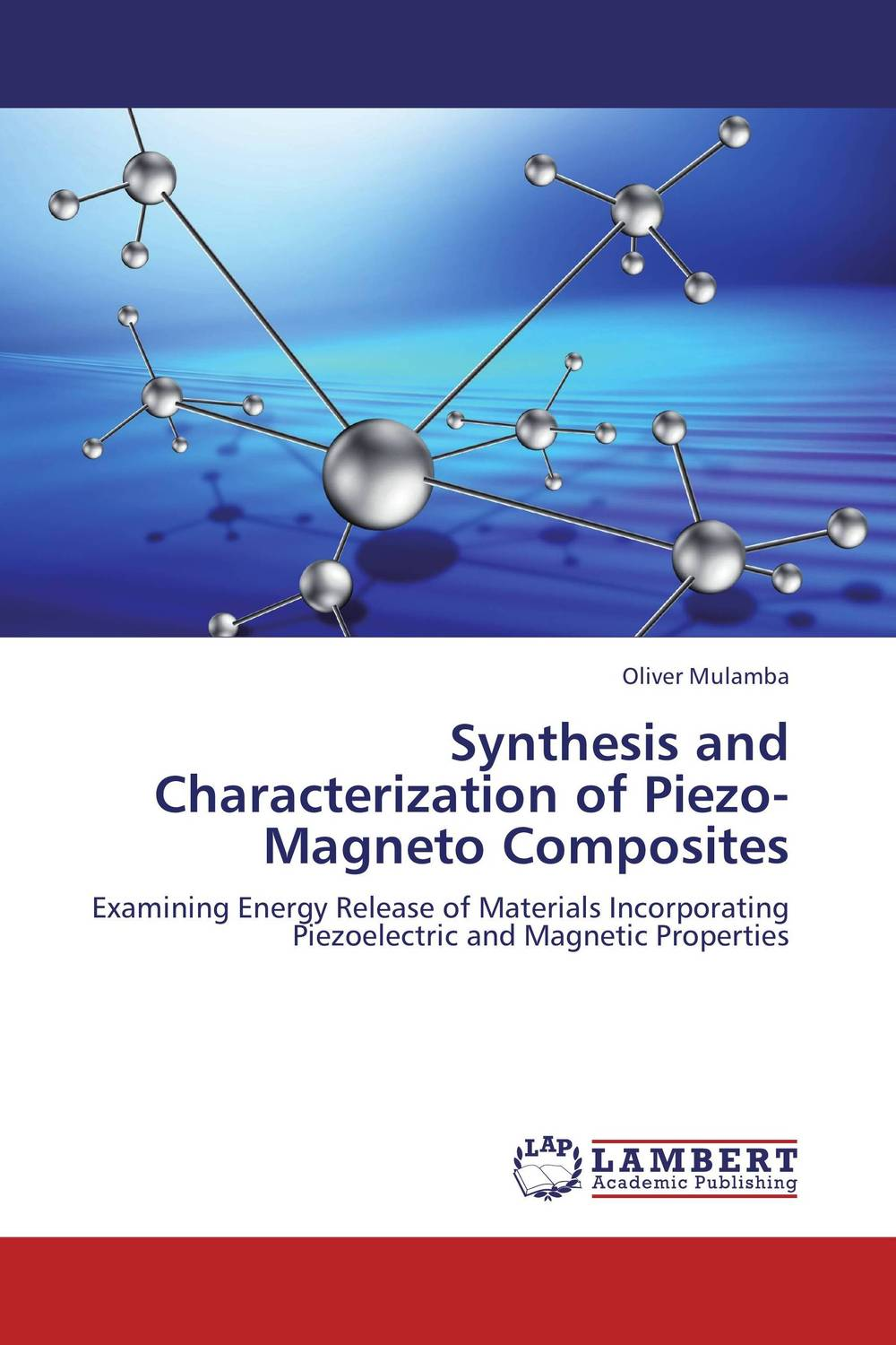 Synthesis and Characterization of Piezo-Magneto Composites synthesis characterization and applications of nano cdha