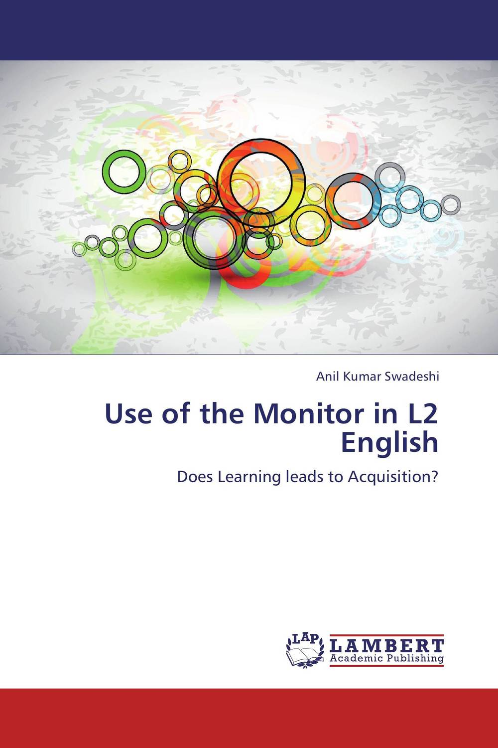 Use of the Monitor in L2 English use of role plays in teaching english in primary schools