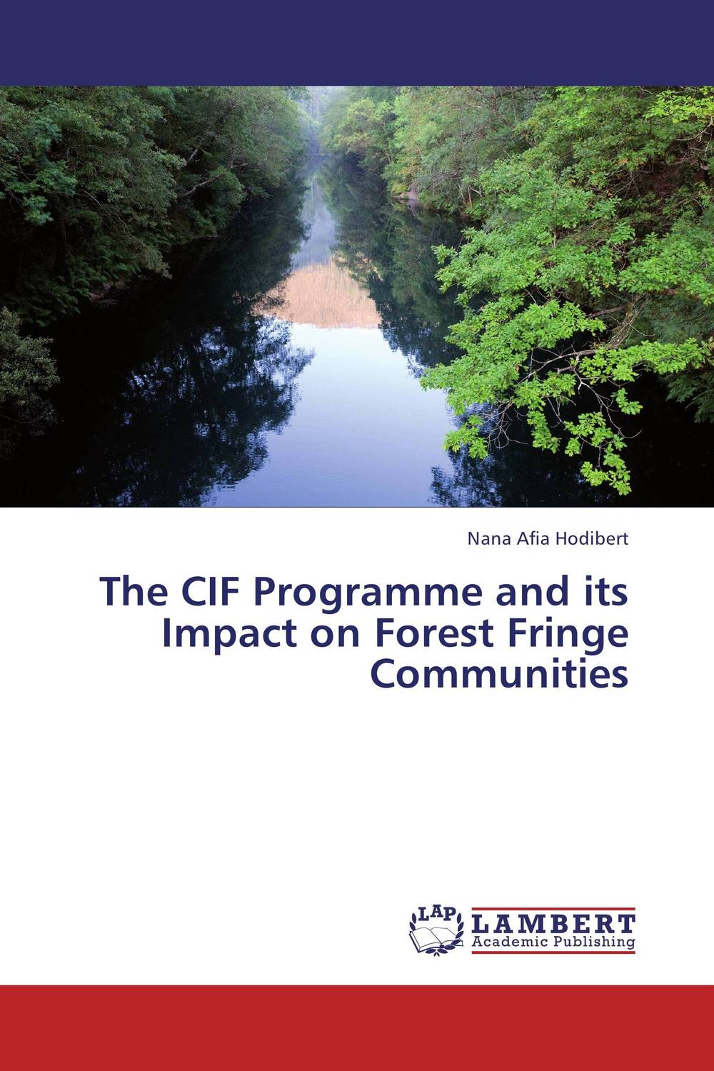 The CIF Programme and its Impact on Forest Fringe Communities biodiversity of chapredi reserve forest