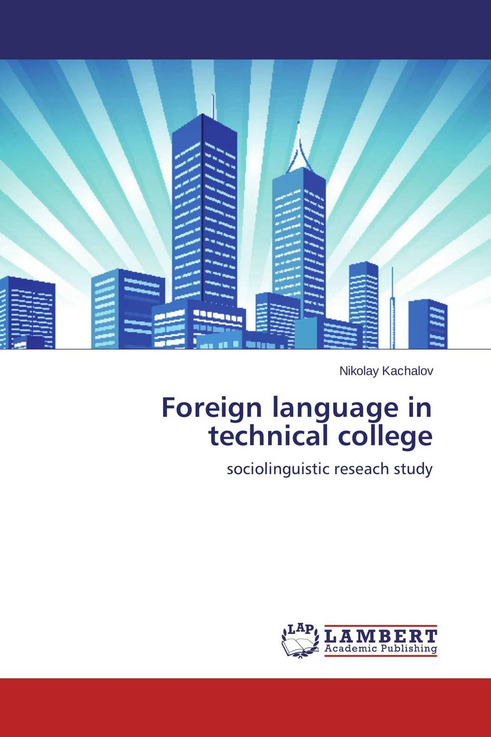 Foreign language in technical college i migrations in cultures and languages