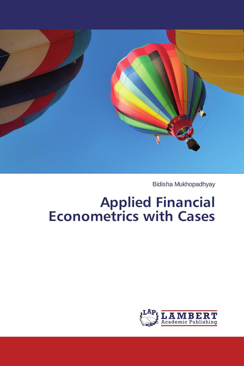 Фото Applied Financial Econometrics with Cases finance and investments