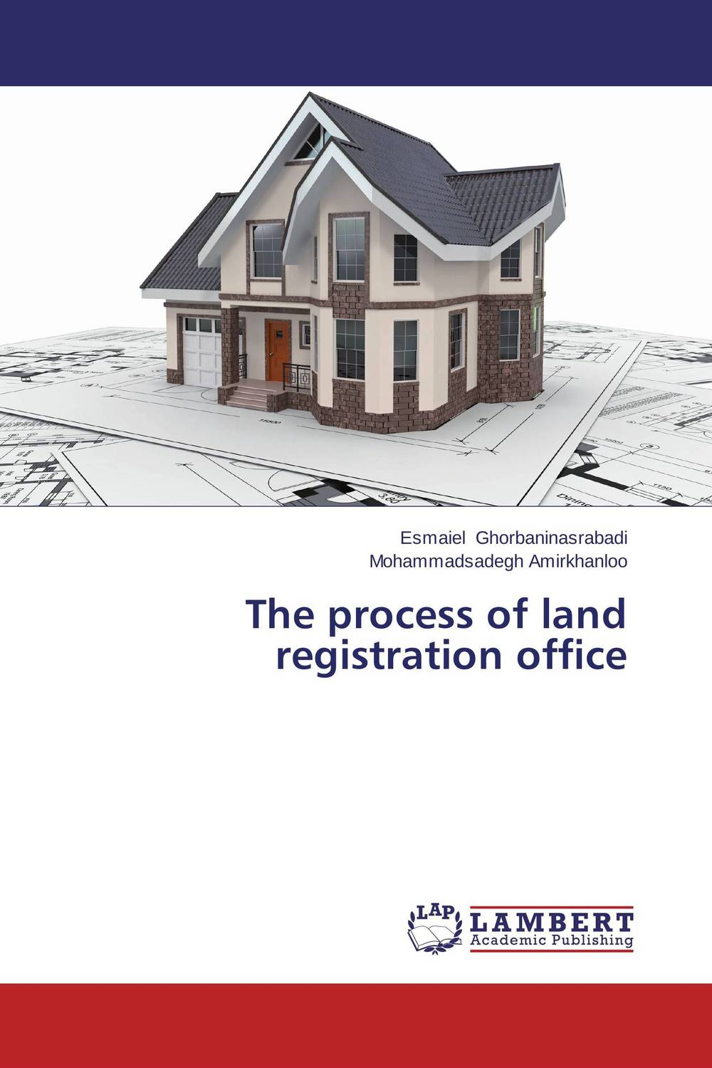 The process of land registration office