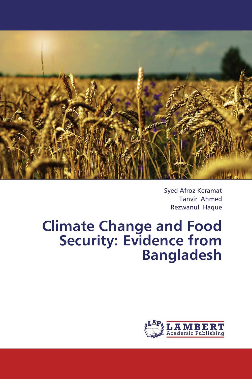 Climate Change and Food Security: Evidence from Bangladesh priyanka u patel study of related substances