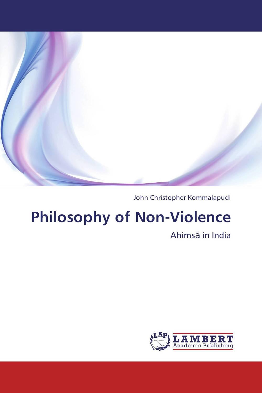 где купить Philosophy of Non-Violence по лучшей цене