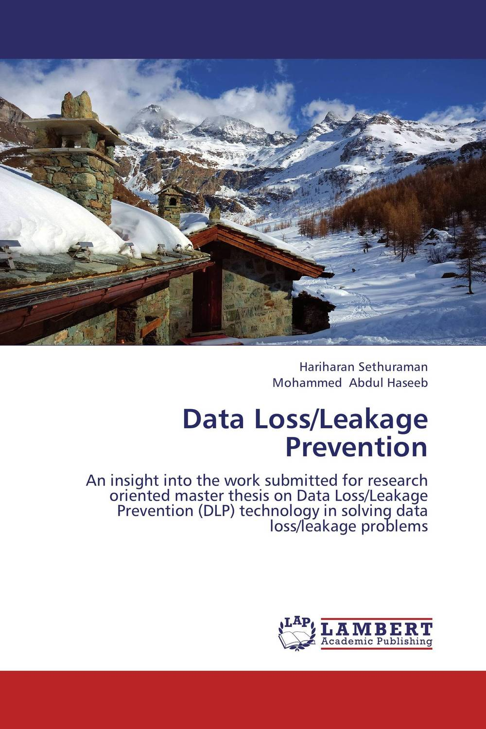 Data Loss/Leakage Prevention o fredholm loss prevention and safety promotion in the process industries