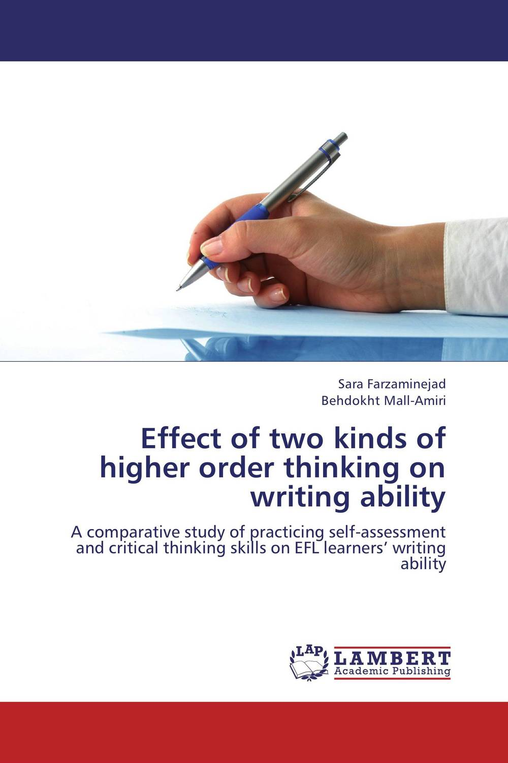 Effect of two kinds of higher order thinking on writing ability