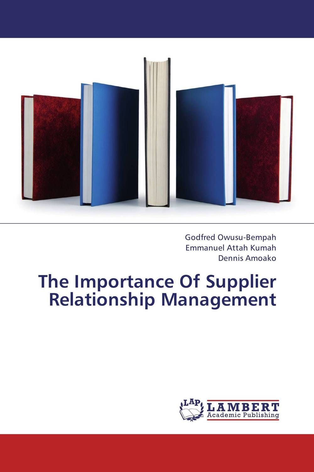 The Importance Of Supplier Relationship Management management of special schools in ghana