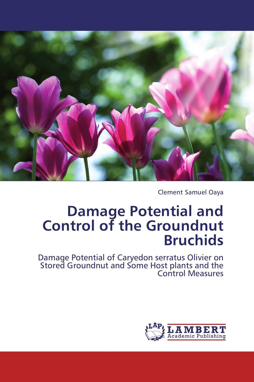 Damage Potential and Control of the Groundnut Bruchids material compensation of moral damage