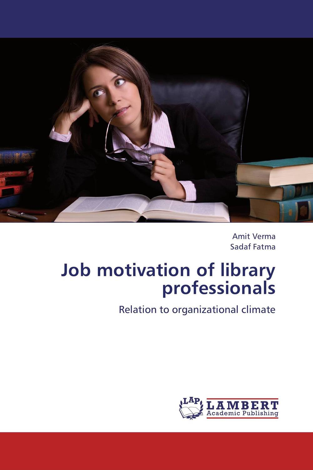 Job motivation of library professionals