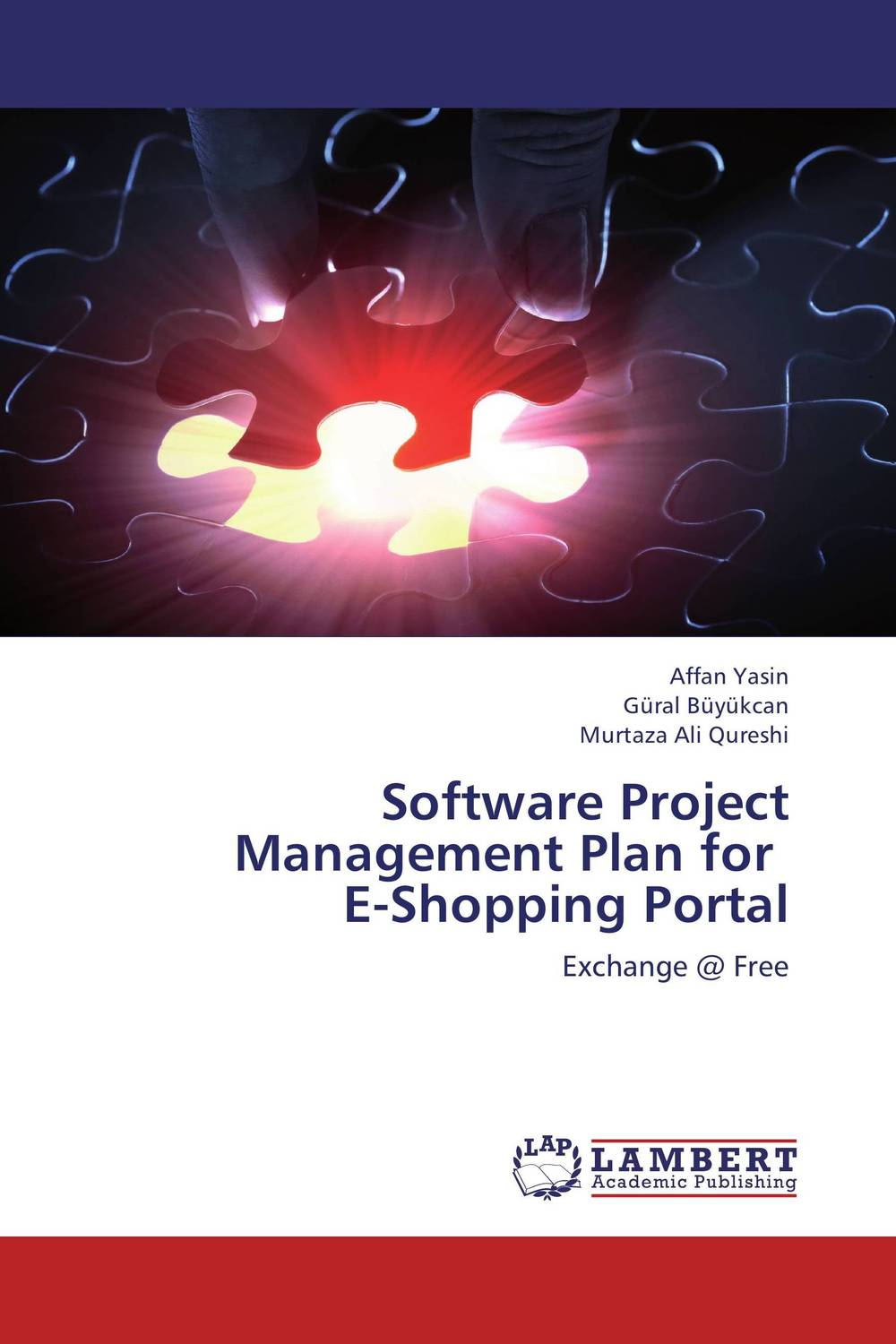 Software Project Management Plan for   E-Shopping Portal a decision support tool for library book inventory management