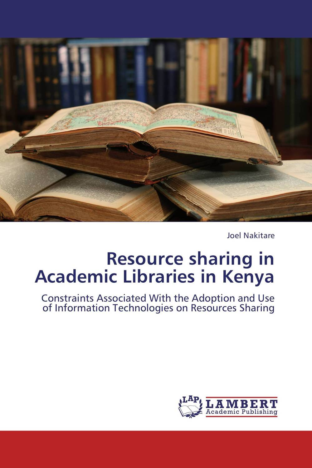 купить Resource sharing in Academic Libraries in Kenya недорого