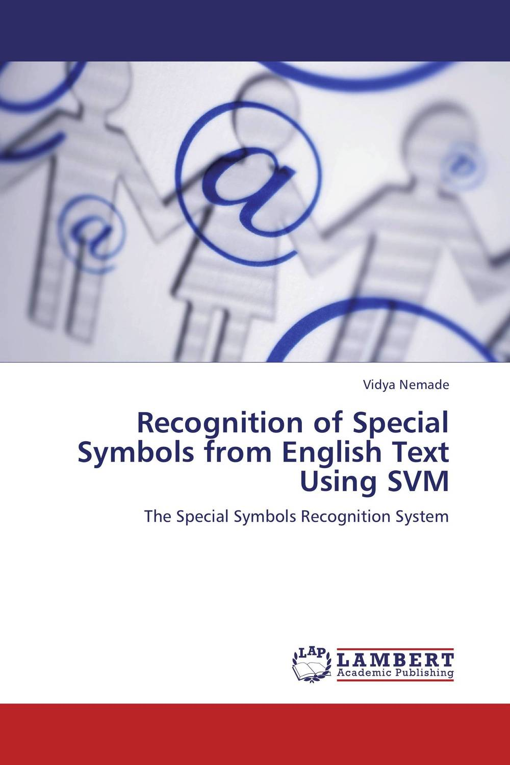Recognition of Special Symbols from English Text Using SVM an application of call in english subject