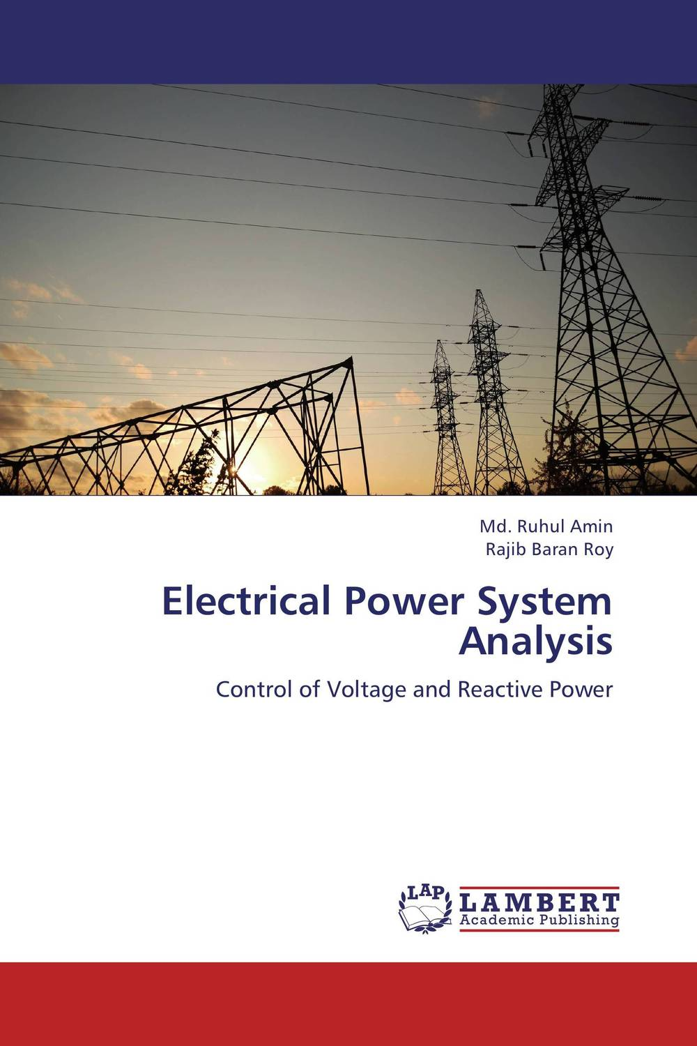 Electrical Power System Analysis analysis of hydrodynamic bearings by electrical analogy