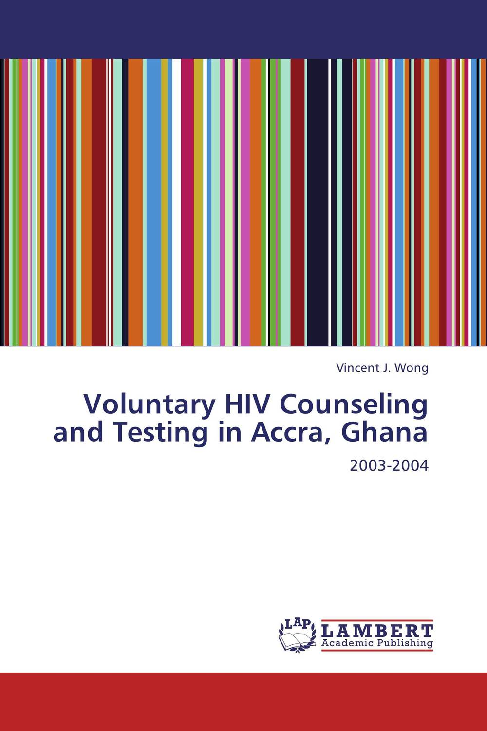 Voluntary HIV Counseling and Testing in Accra, Ghana manuscript found in accra