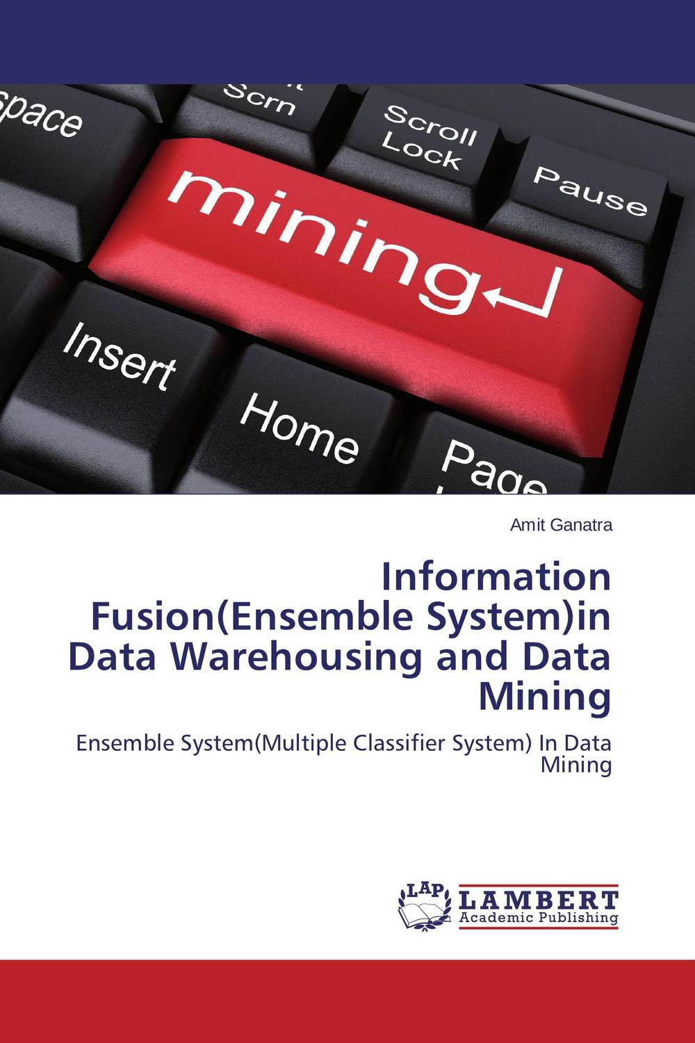 Information Fusion(Ensemble System)in Data Warehousing and Data Mining an improved dbscan algorithm for high dimensional datasets