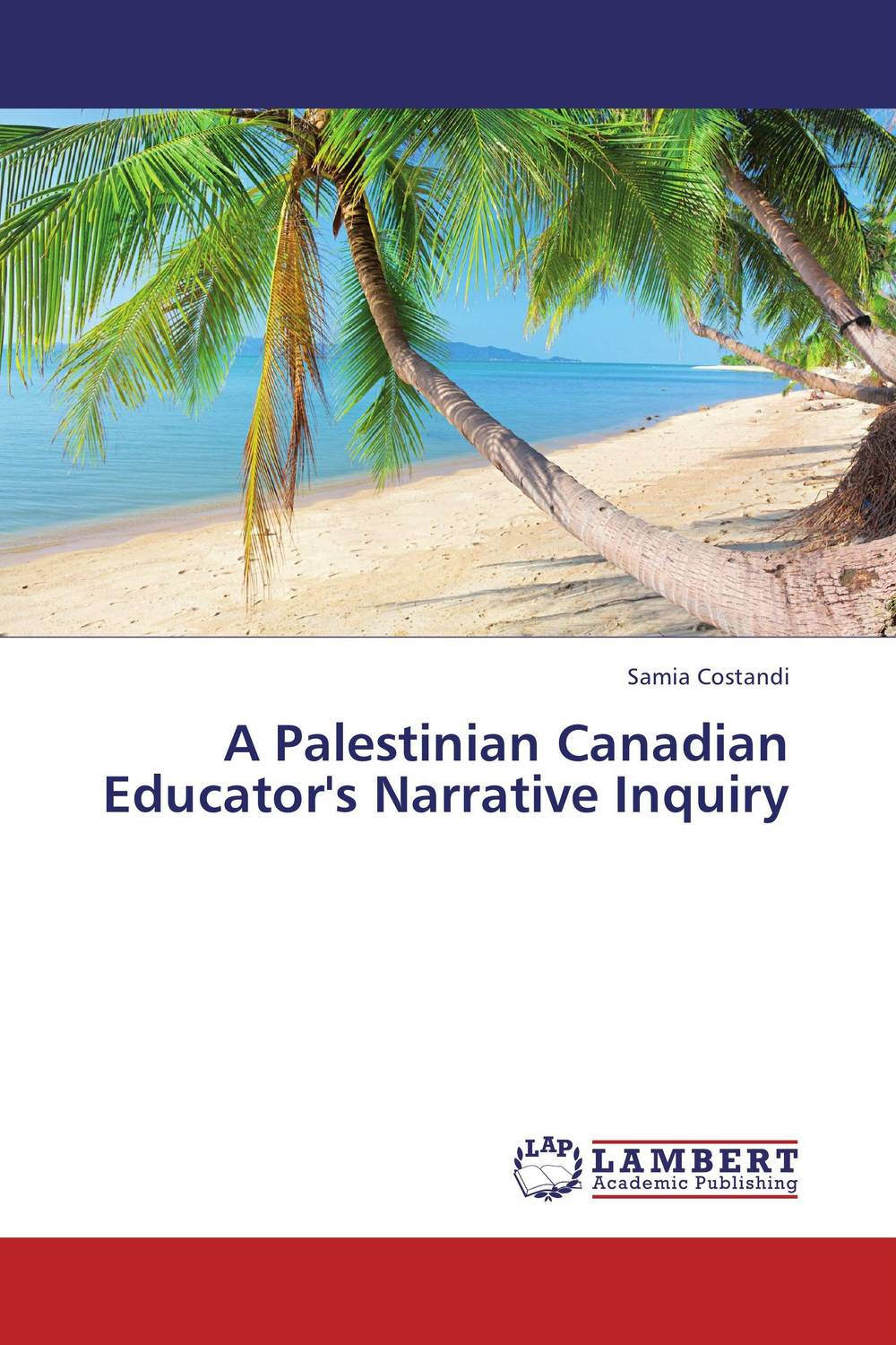 A Palestinian Canadian Educator's Narrative Inquiry joseph lane an answer to the inquiry into the state of the nation