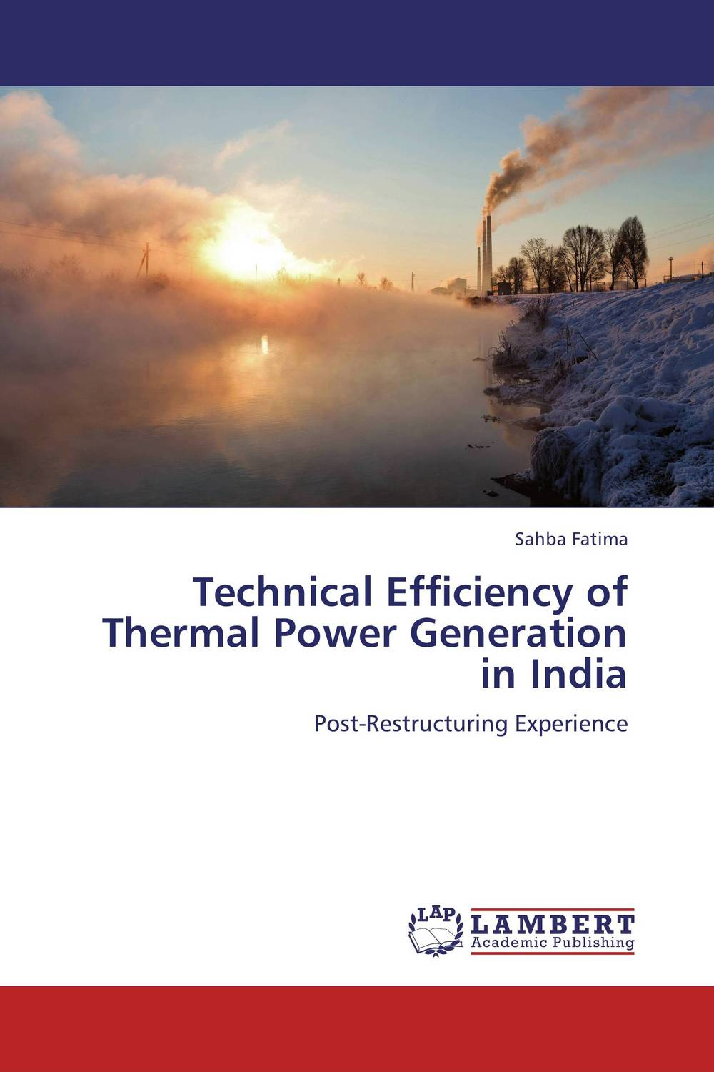 Technical Efficiency of Thermal Power Generation in India the optimal planning for power generation by waste