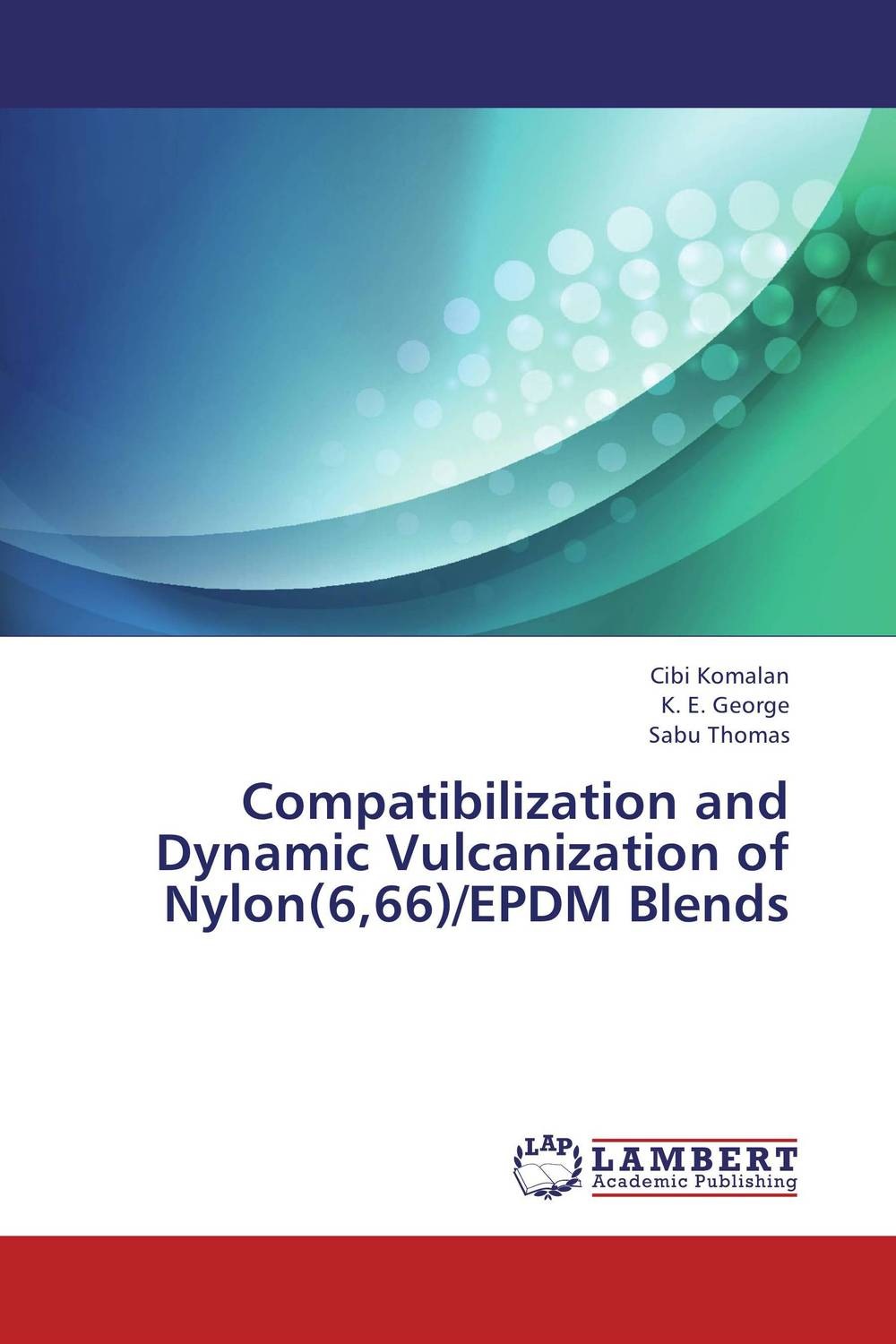 Compatibilization and Dynamic Vulcanization of Nylon(6,66)/EPDM Blends