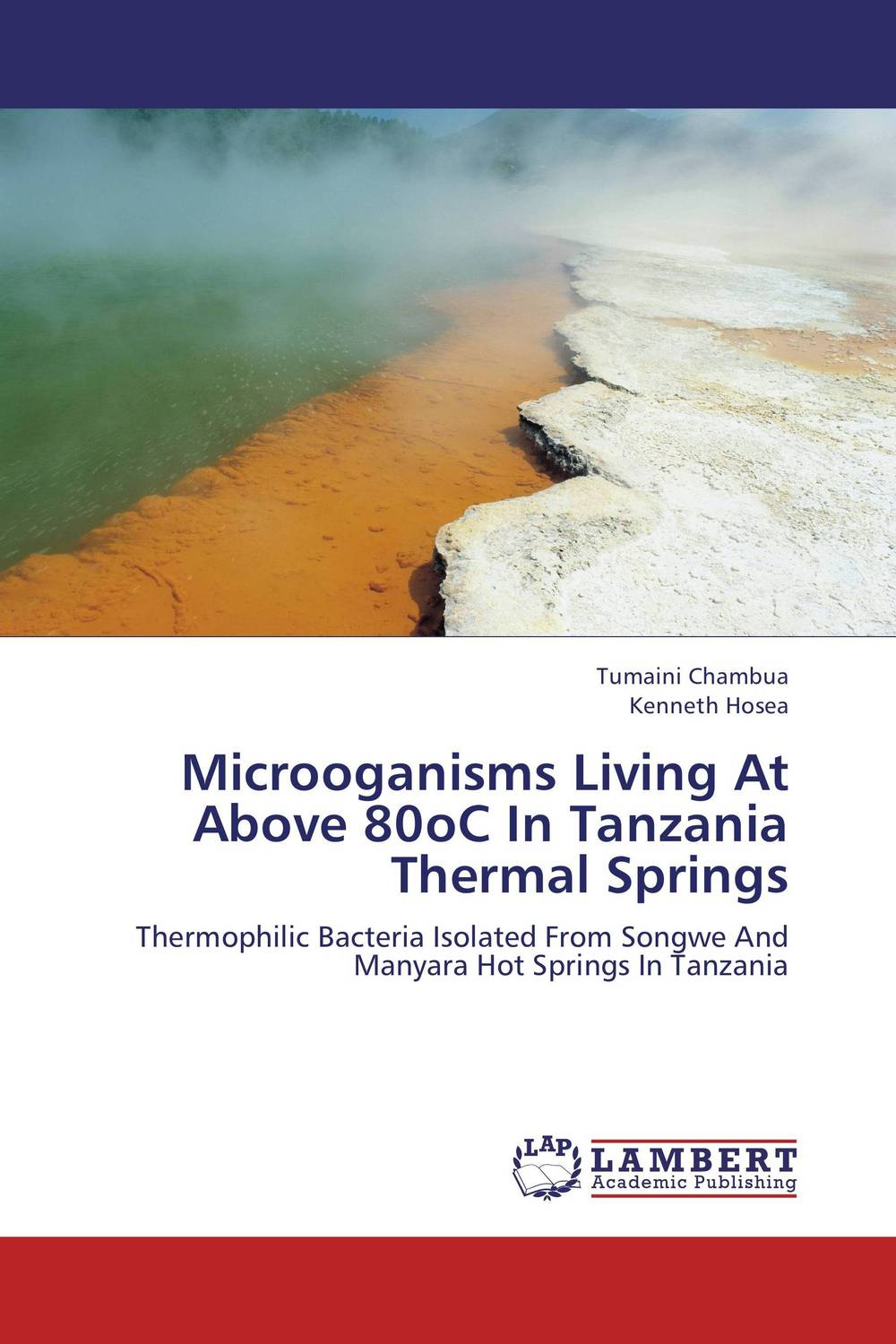 Microoganisms Living At Above 80oC In Tanzania Thermal Springs review of genus cotugnia diamare from maharashtra