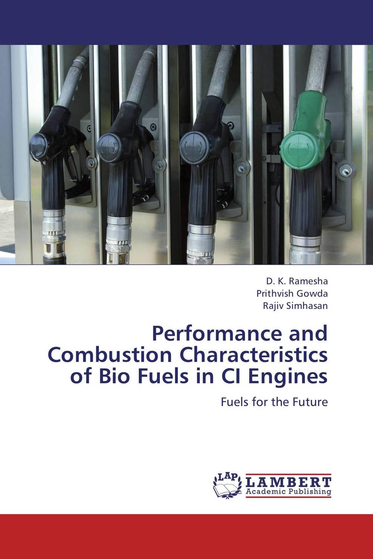 Performance and Combustion Characteristics of Bio Fuels in CI Engines sadat khattab usama abdul raouf and tsutomu kodaki bio ethanol for future from woody biomass