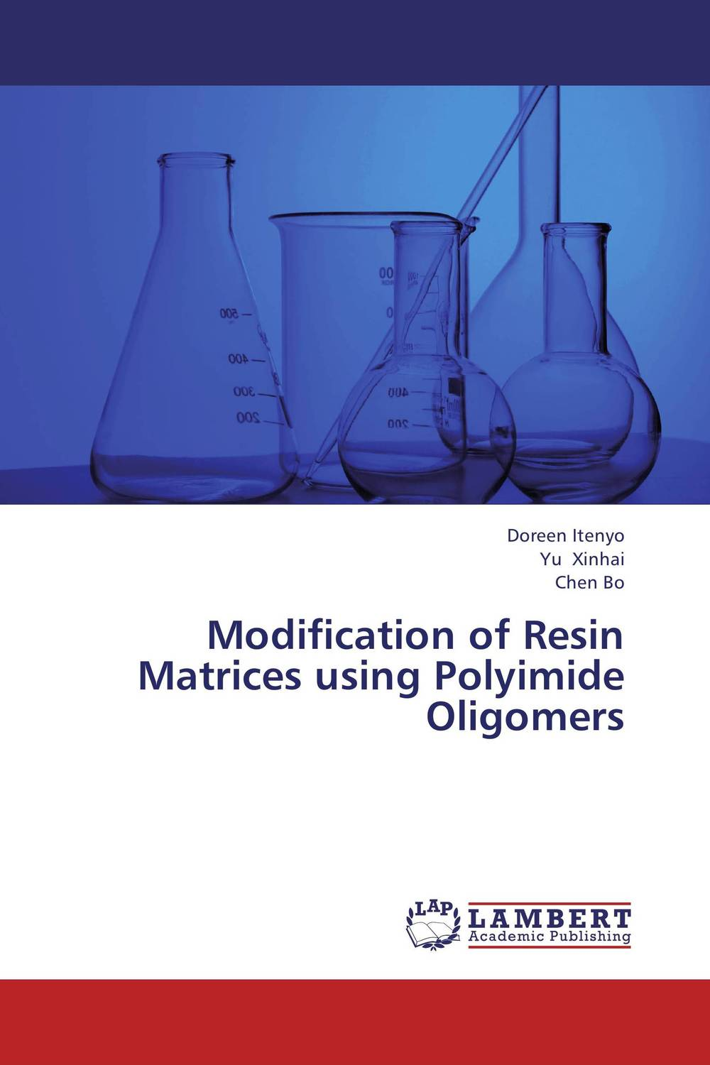Modification of Resin Matrices using Polyimide Oligomers