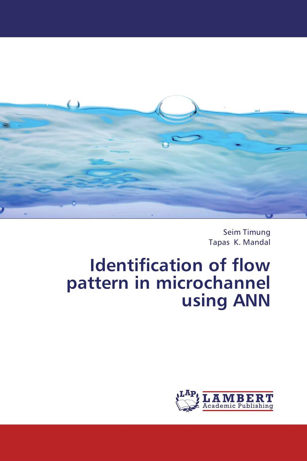 Identification of flow pattern in microchannel using ANN