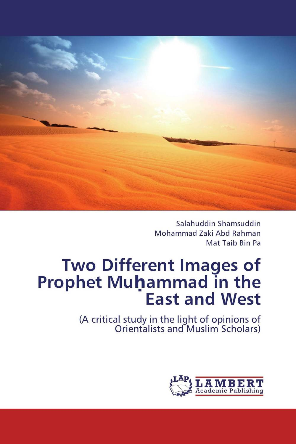 Two Different Images of Prophet Mu?ammad in the East and West the nation of islam