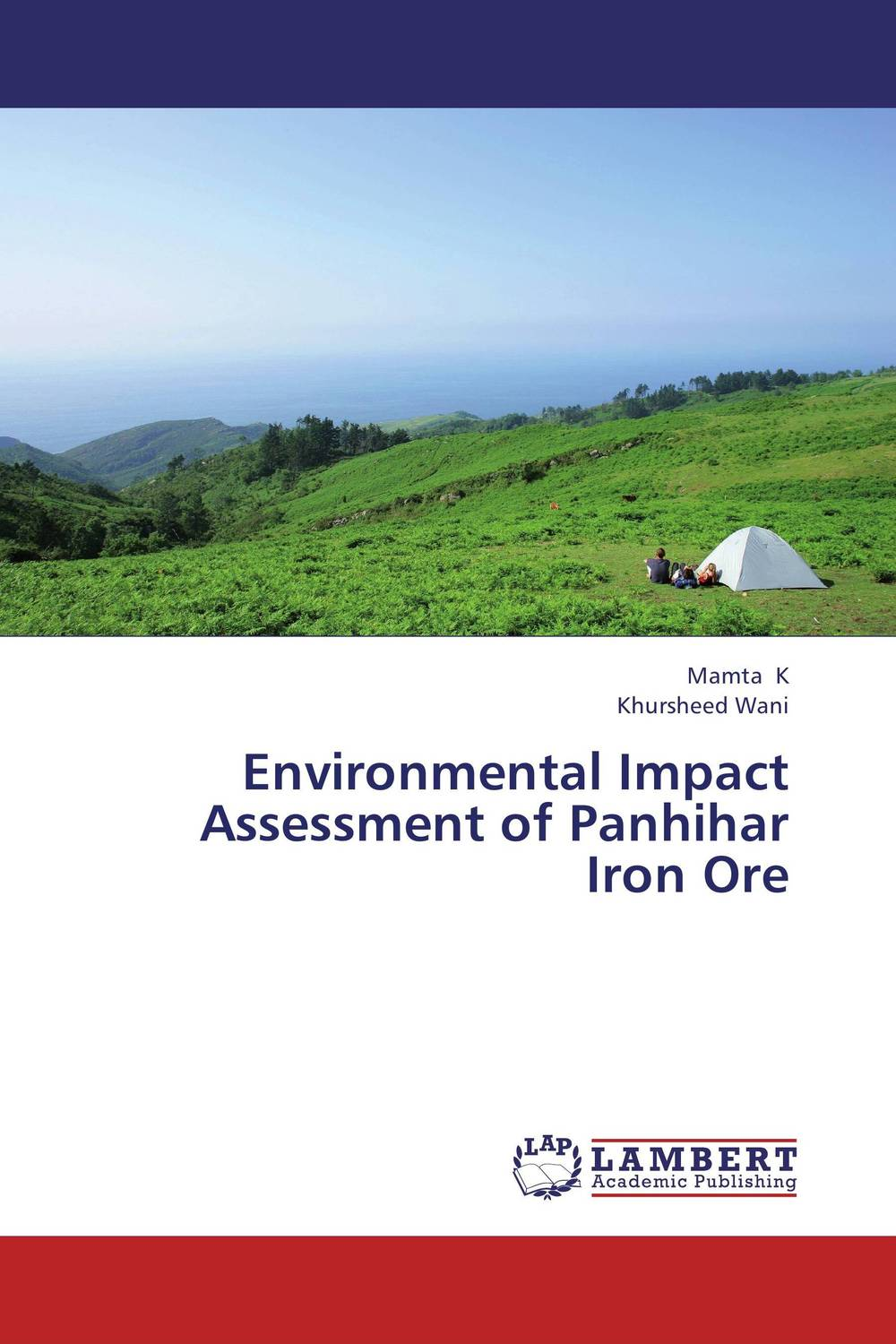 купить Environmental Impact Assessment of Panhihar Iron Ore недорого