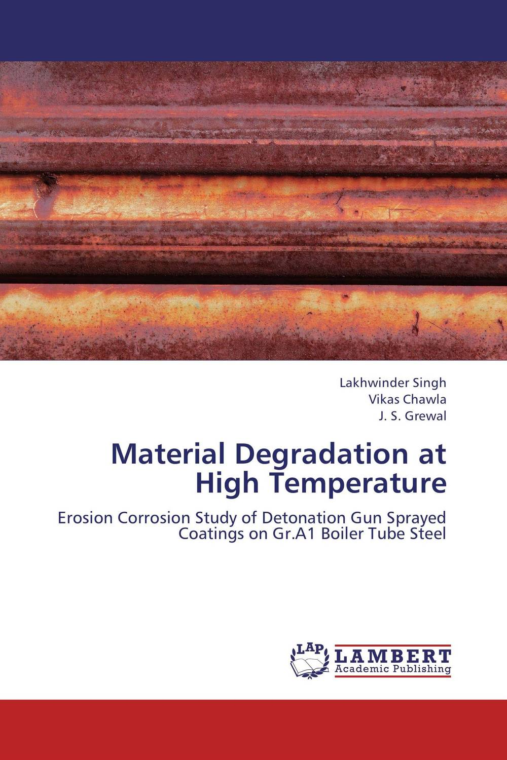 Material Degradation at High Temperature