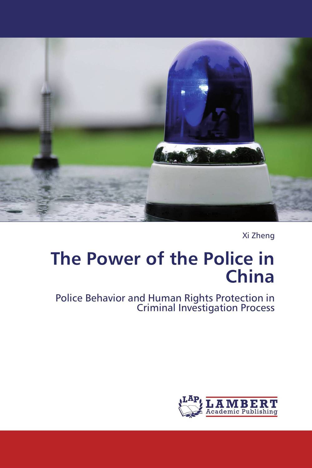 The Power of the Police in China the counterlife