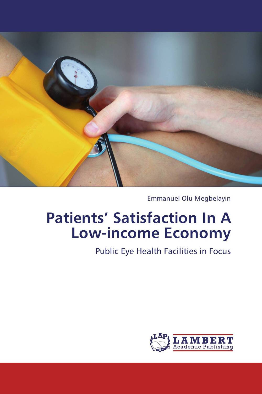 Patients' Satisfaction In A Low-income Economy kepha otieno demand elasticities for low income housing market