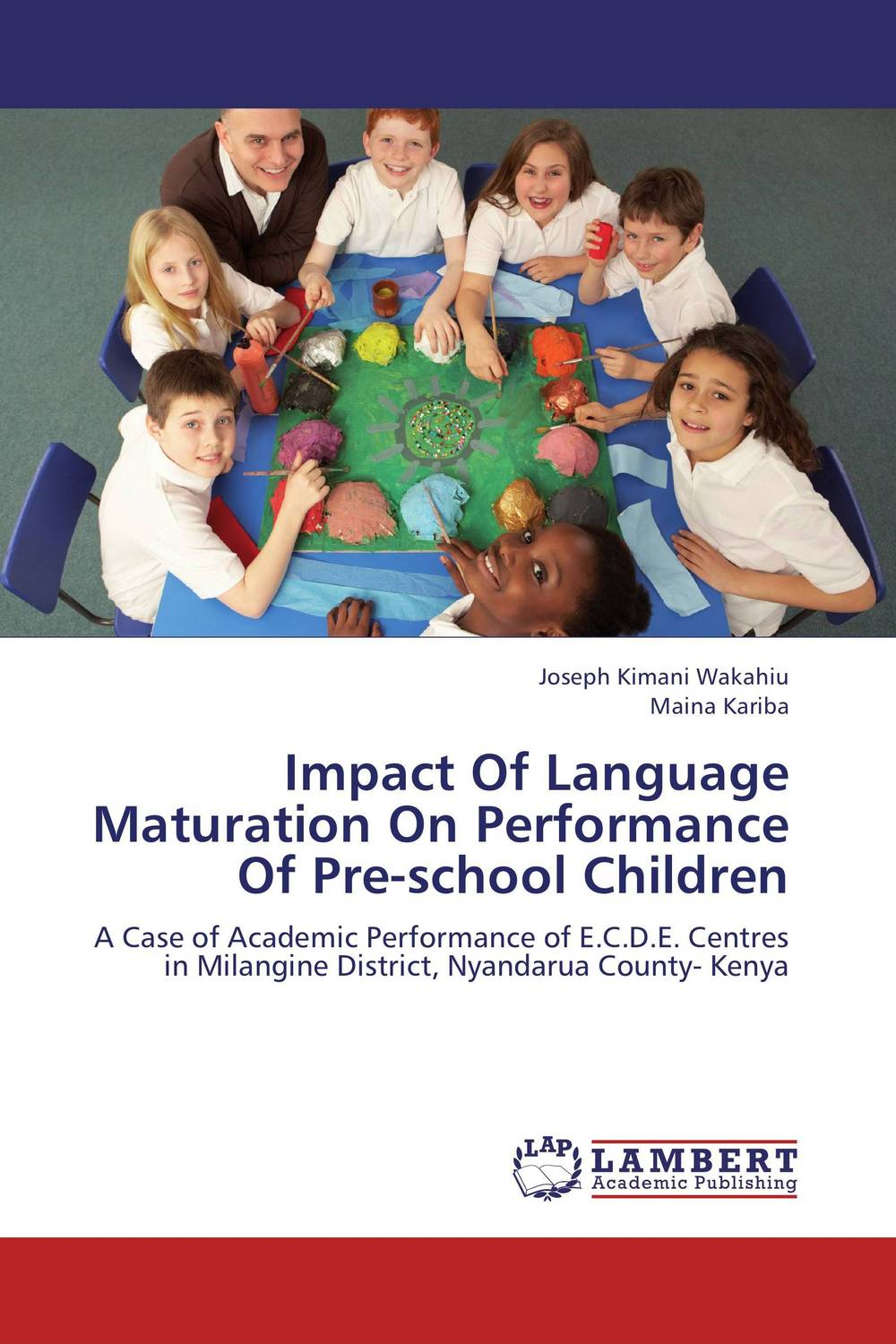 купить Impact Of Language Maturation On Performance Of Pre-school Children недорого