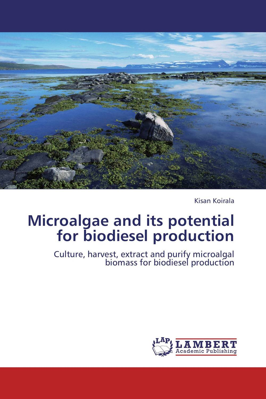 Microalgae and its potential for biodiesel production sadat khattab usama abdul raouf and tsutomu kodaki bio ethanol for future from woody biomass