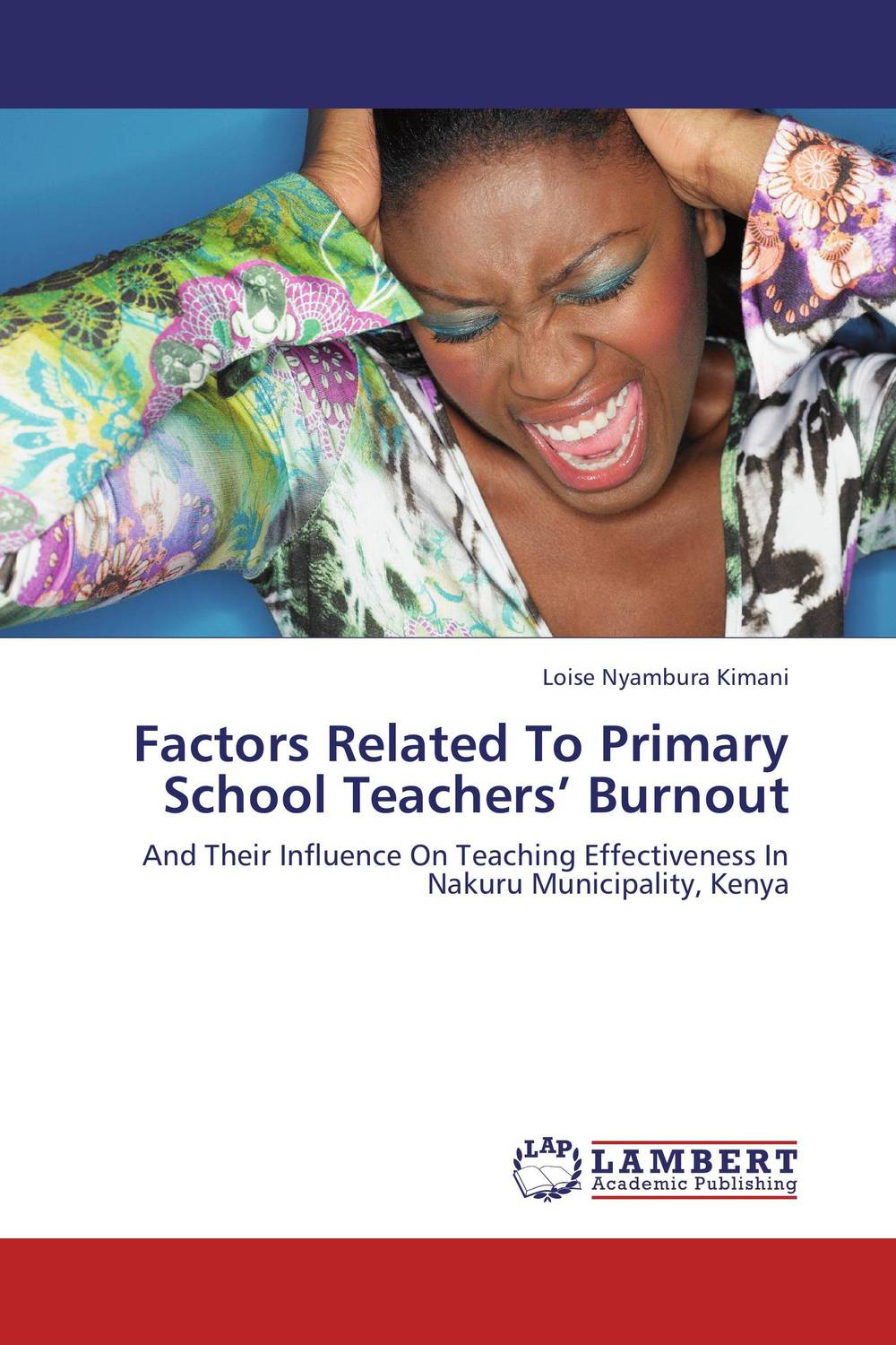 Factors Related To Primary School Teachers' Burnout somatic hybridization as a primary cause of malignization