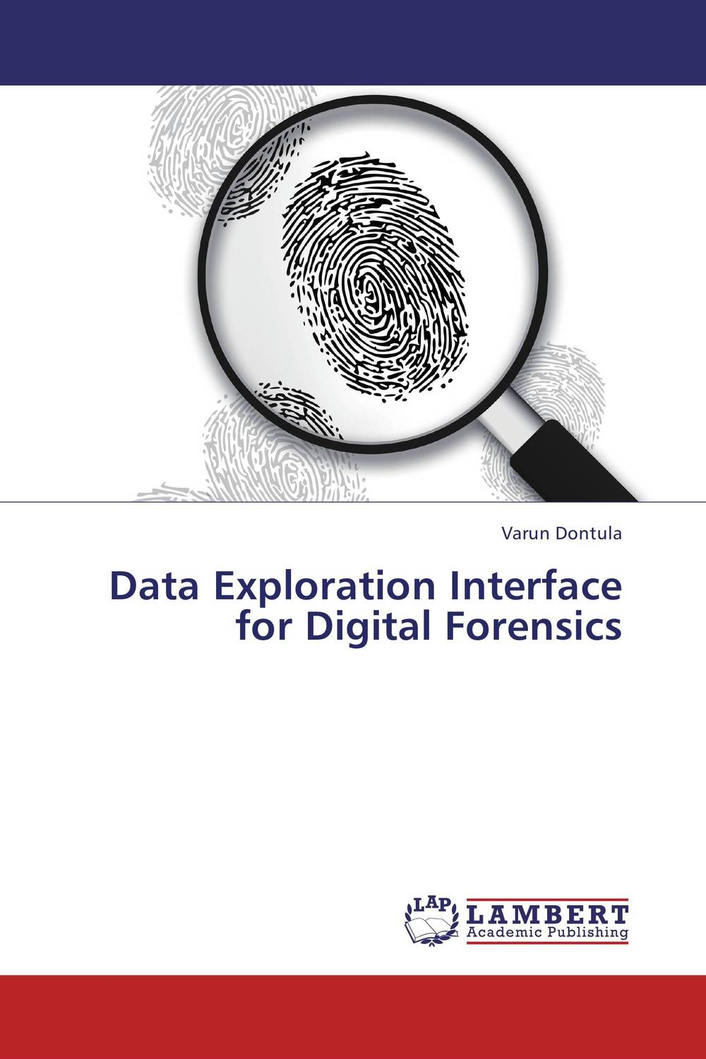 Data Exploration Interface for Digital Forensics under the flamboyant tree an exploration of learning