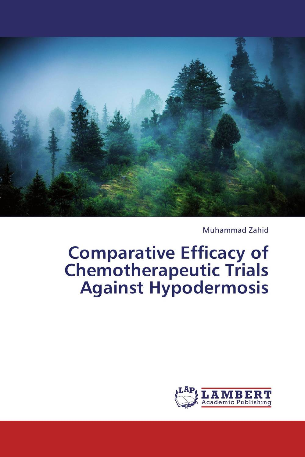 Comparative Efficacy of Chemotherapeutic Trials Against Hypodermosis the efficacy of chemotherapetic agents against paramphistomum in sheep