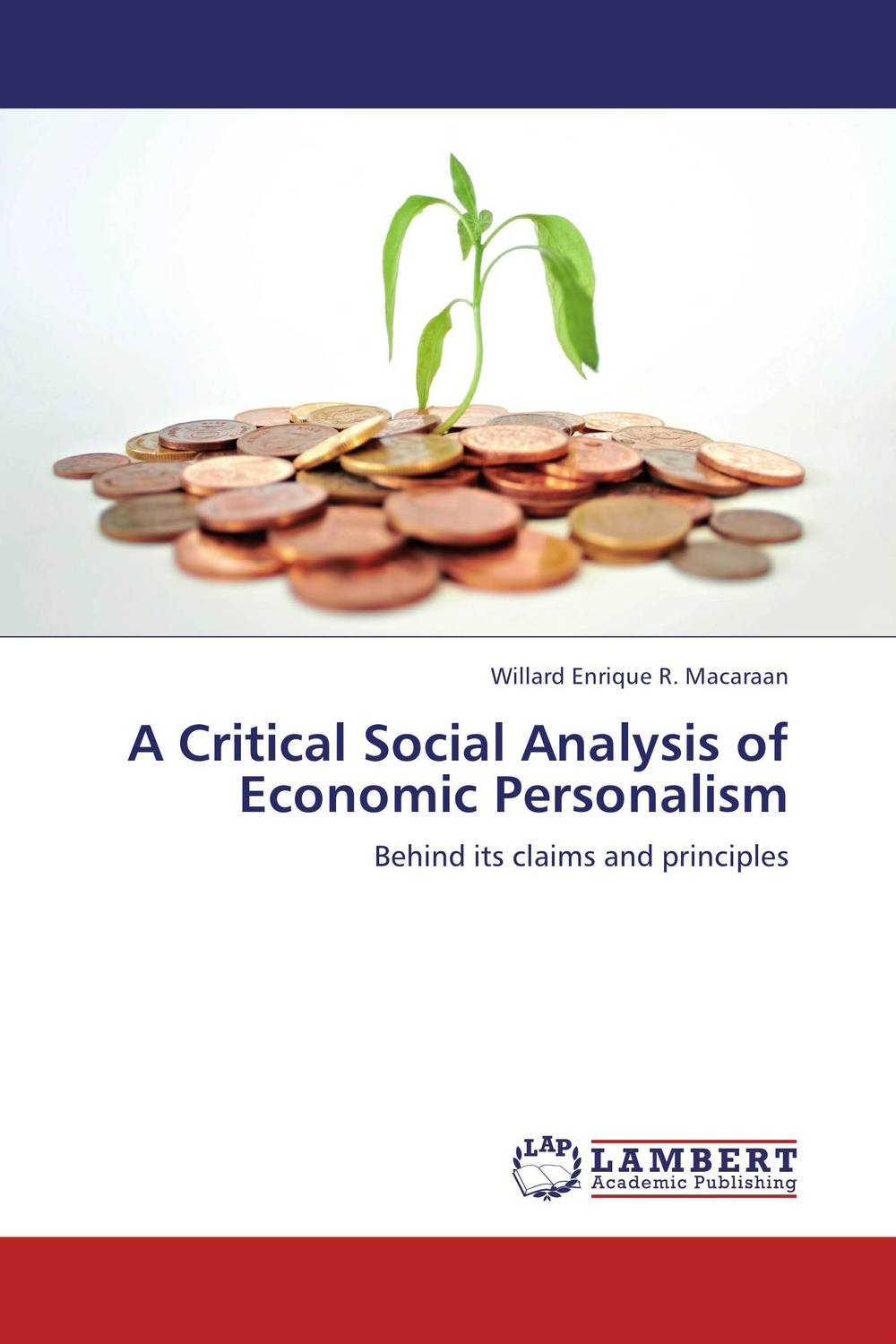 A Critical Social Analysis of Economic Personalism a critical performance analysis of thin client architectures