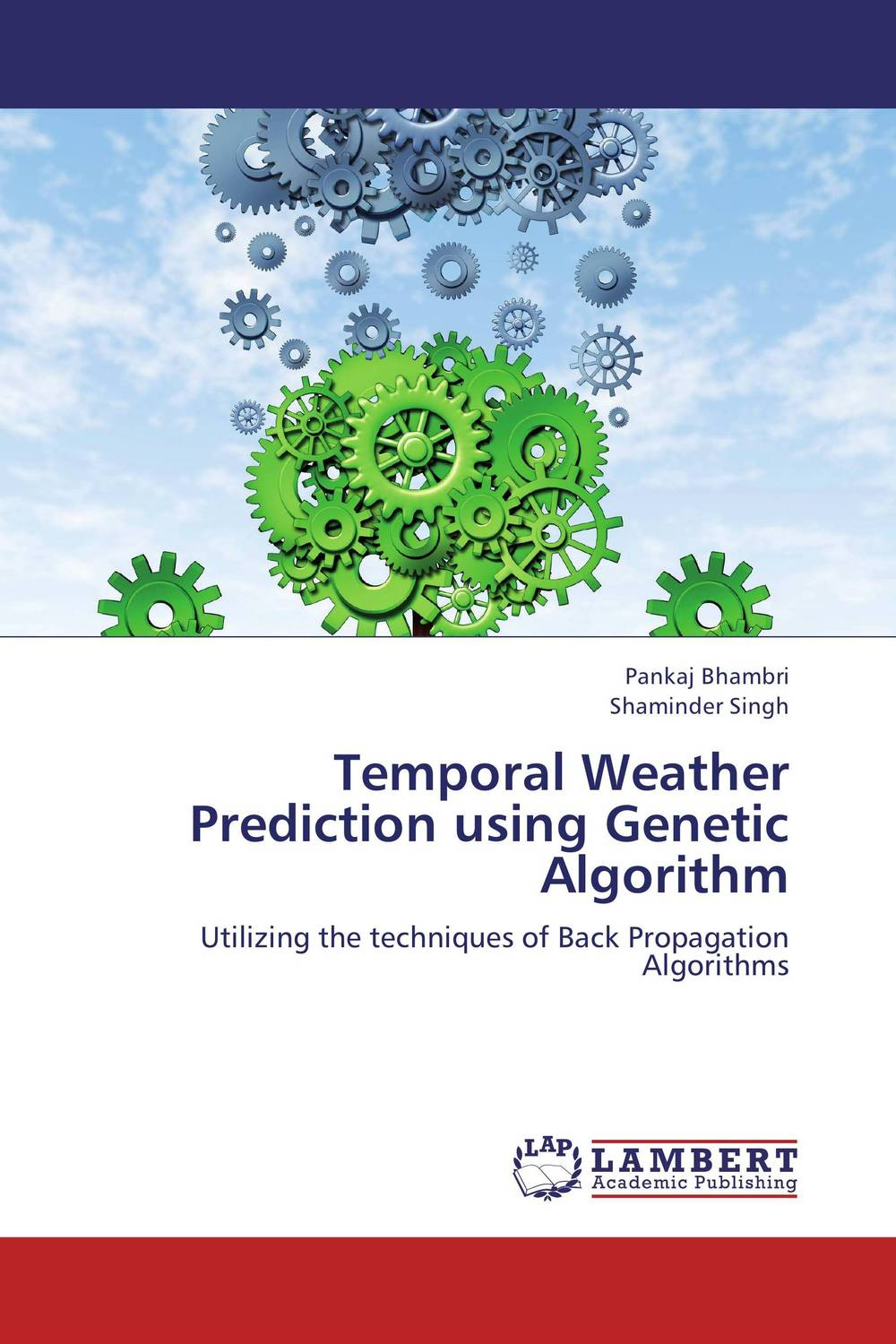 Temporal Weather Prediction using Genetic Algorithm time series analysis using neural networks