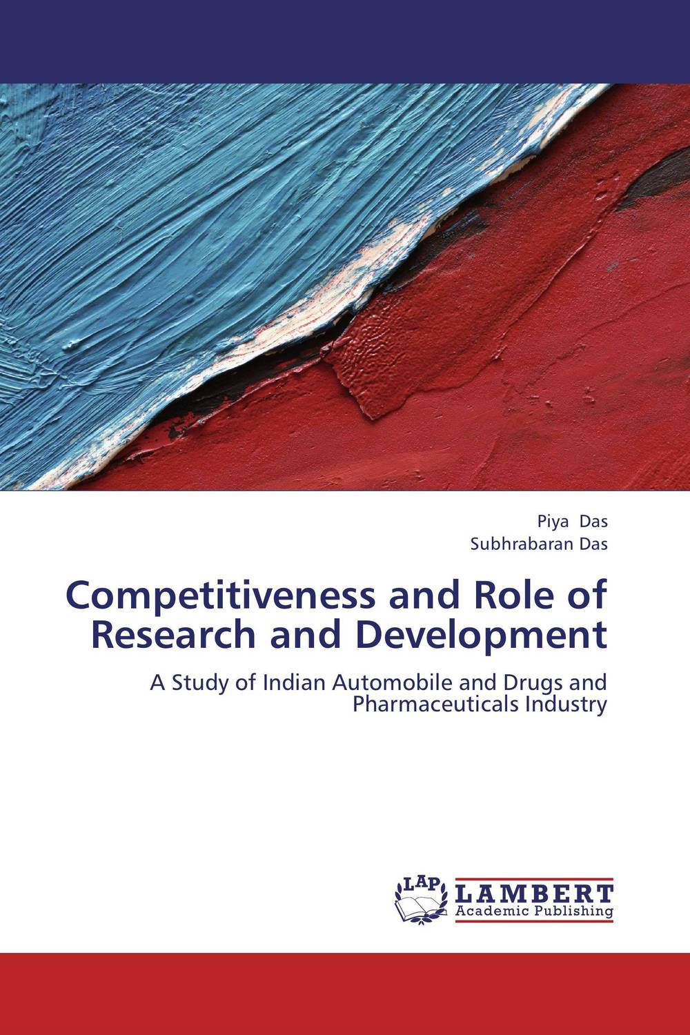 Competitiveness and Role of Research and Development the role of evaluation as a mechanism for advancing principal practice