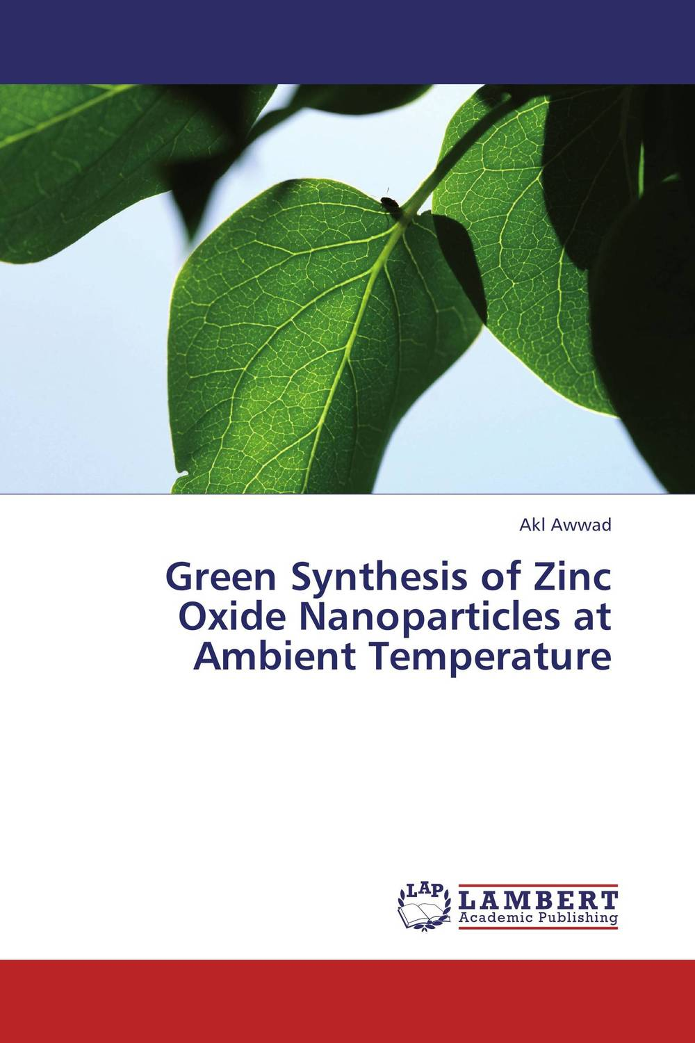 Green Synthesis of Zinc Oxide Nanoparticles at Ambient Temperature zinc oxide and manganese doped zinc oxide nanoparticles