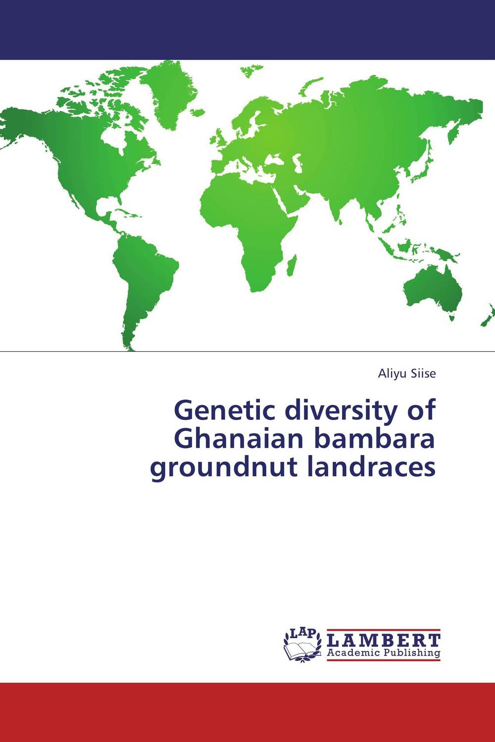 Genetic diversity of Ghanaian bambara groundnut landraces purnima sareen sundeep kumar and rakesh singh molecular and pathological characterization of slow rusting in wheat