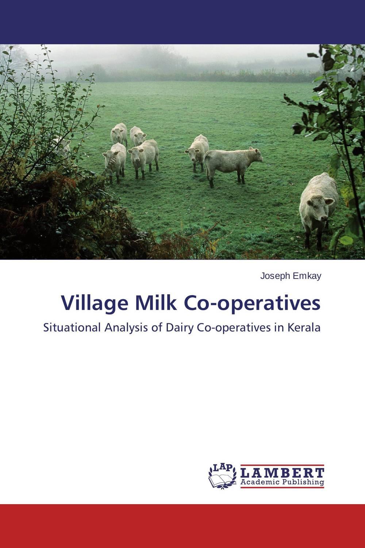 Village Milk Co-operatives institutional credit for dairy farming in karanataka india