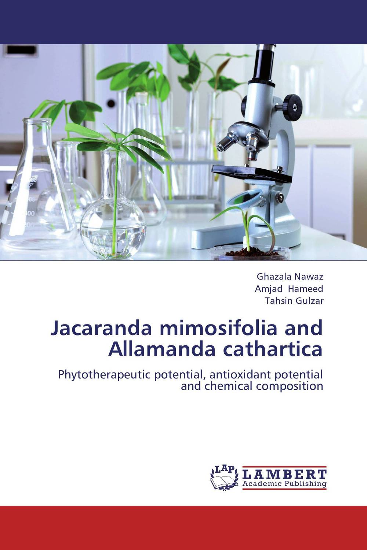 Jacaranda mimosifolia and Allamanda cathartica