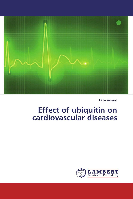 Effect of ubiquitin on cardiovascular diseases cardiovascular diseases in the usa