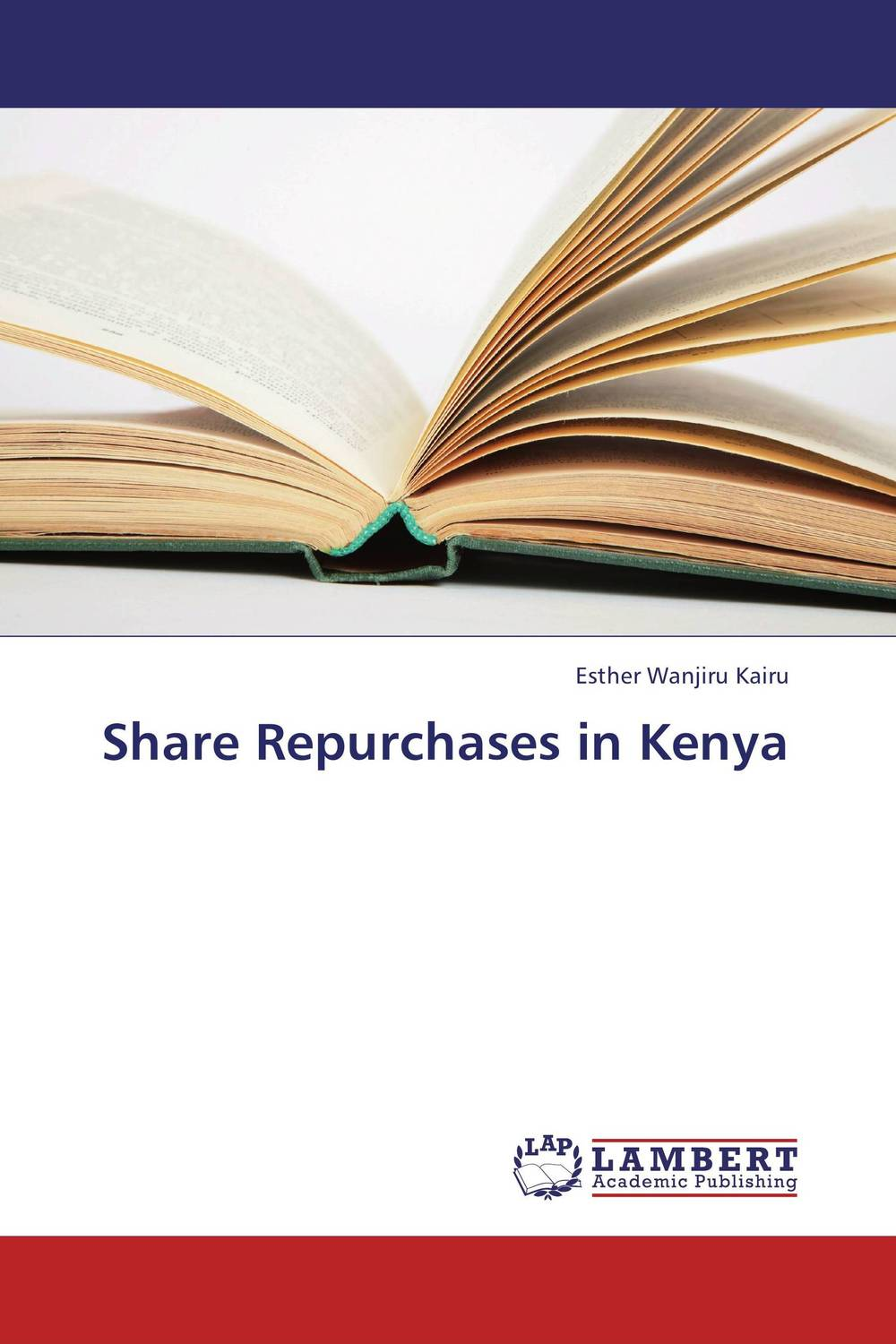 Share Repurchases in Kenya women entrepreneurship in kenya s firms a demographic perspective